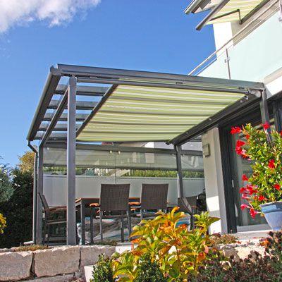 Wintergartenmarkise Markisen Aus Pforzheim Innovation Am Fenster